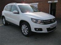 USED 2015 65 VOLKSWAGEN TIGUAN 2.0 MATCH TDI BLUEMOTION TECHNOLOGY 5d 139 BHP