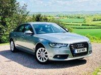2011 AUDI A6 3.0 TDI SE 4d AUTO 204 BHP £10285.00