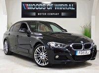 2015 BMW 3 SERIES 3.0 330D XDRIVE M SPORT 4d AUTO 255 BHP £18380.00