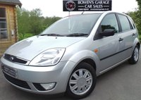 USED 2005 05 FORD FIESTA 1.6 GHIA 16V 5d 100 BHP Low Miles - 6 Services inc Cambelt change - High Spec