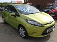 2011 FORD FIESTA 1.4 EDGE TDCI 5d 68 BHP £SOLD