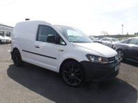 USED 2016 65 VOLKSWAGEN CADDY 1.6 C20 PLUS TDI STARTLINE 1d 74 BHP