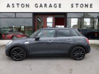 USED 2015 65 MINI HATCH COOPER 2.0 COOPER S 5d 189 BHP **PAN ROOF * LEATHER** ** PANORAMIC ROOF **
