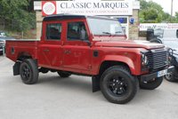 2010 LAND ROVER DEFENDER 2.4 130 TD HIGH CAPACITY DCB  £26400.00