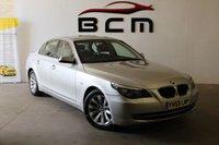 2009 BMW 5 SERIES 2.0 520D SE BUSINESS EDITION 4d 175 BHP £5485.00