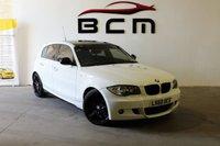 2010 BMW 1 SERIES 2.0 120D M SPORT 5d 175 BHP £6985.00