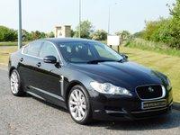USED 2010 10 JAGUAR XF 3.0 V6 S LUXURY 4d AUTO 275 BHP SAT NAV, REAR CAMERA, 275 BHP
