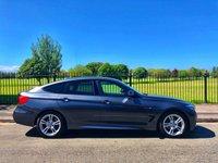2014 BMW 3 SERIES 2.0 320D M SPORT GRAN TURISMO 5d AUTO 181 BHP £15995.00