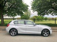 2014 BMW 1 SERIES 2.0 118D SPORT 5d 141 BHP £8995.00