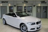 USED 2012 12 BMW 1 SERIES 2.0 120D SPORT PLUS EDITION 2d 175 BHP FULL MAIN DEALER SERVICE HISTORY + FULL BLACK LEATHER SEATS + BLUETOOTH + CRUISE CONTROL + PARKING SENSORS + HEATED FRONT SEATS + 17 INCH ALLOYS + RAIN SENSORS