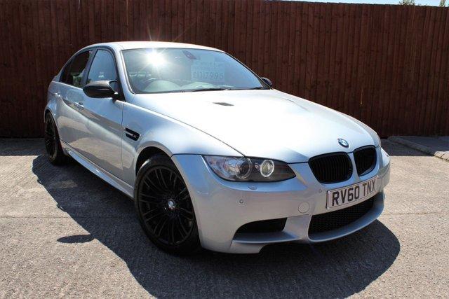 2010 H BMW M3 4.0 V8 4DR