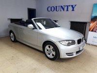 2010 BMW 1 SERIES 2.0 118I SE 2d 141 BHP £7495.00