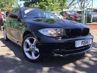 USED 2009 59 BMW 1 SERIES 2.0 116D SPORT 5d 114BHP 30 ROAD TAX+2KEYS+HISTORY+CDC+