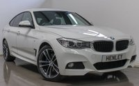2014 BMW 3 SERIES 2.0 320D M SPORT GRAN TURISMO 5d AUTO 181 BHP £16990.00