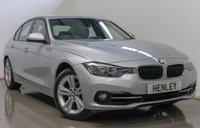 2016 BMW 3 SERIES 1.5 318I SPORT 4d AUTO 135 BHP