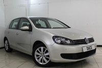 USED 2012 12 VOLKSWAGEN GOLF 1.6 MATCH TDI DSG 5DR AUTOMATIC 103 BHP BLUETOOTH + CRUISE CONTROL + PARKING SENSOR + MULTI FUNCTION WHEEL + AUXILIARY PORT + AIR CONDITIONING + 16 INCH ALLOY WHEELS