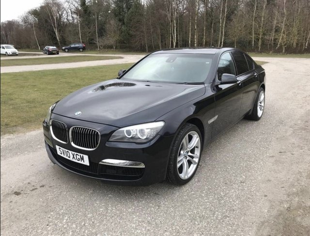 2010 10 BMW 7 SERIES 3.0 740D M SPORT 4DR