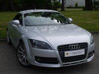 2008 AUDI TT 2.0 TFSI 3d 200 BHP £7995.00