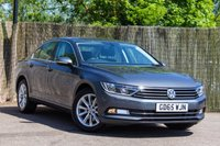 2015 VOLKSWAGEN PASSAT 1.6 SE TDI BLUEMOTION TECHNOLOGY 4d 119 BHP £12500.00