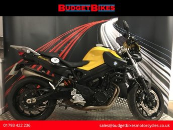 View our BMW F800R