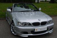 2004 BMW 3 SERIES 3.0 330CI SPORT 2d AUTO 228 BHP £5995.00