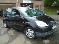 2004 FORD FIESTA 1.2 FINESSE 16V 5d 74 BHP £SOLD