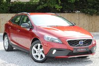 2014 VOLVO V40 1.6 D2 CROSS COUNTRY LUX 5d AUTO 113 BHP £11495.00