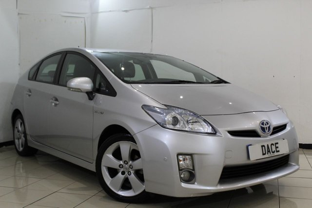 View our 2011 11 TOYOTA PRIUS 1.8 T SPIRIT VVT-I 5DR AUTOMATIC 99 BHP