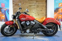 2016 INDIAN SCOUT SCOUT - 1 Owner £8495.00
