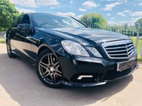 2009 MERCEDES-BENZ E CLASS 2.1 E220 CDI BLUEEFFICIENCY SPORT 4d AUTO 170 BHP £10000.00