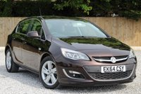 "USED 2014 64 VAUXHALL ASTRA 2.0 SRI CDTI 5d AUTO 163 BHP """"""""""""""""STUNNING THROUGHOUT"""""""""""""""""