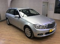2011 MERCEDES-BENZ C CLASS 2.1 C220 CDI BLUEEFFICIENCY ELEGANCE 5d AUTO 170 BHP £8495.00