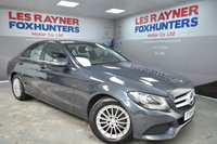 2015 MERCEDES-BENZ C CLASS 2.1 C220 BLUETEC SE EXECUTIVE 4d 170 BHP £13999.00