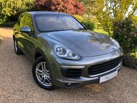 USED 2015 65 PORSCHE CAYENNE 3.0 D V6 TIPTRONIC S 5d 262 BHP
