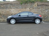 USED 2008 08 PEUGEOT 307 CC 1.6 GT COUPE CABRIOLET 2d 118 BHP