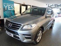 2012 MERCEDES-BENZ M CLASS 3.0 ML350 BLUETEC SPORT 5d AUTO 258 BHP £20000.00