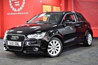 2011 AUDI A1 1.6 TDI SPORT 3d 103 BHP £7995.00