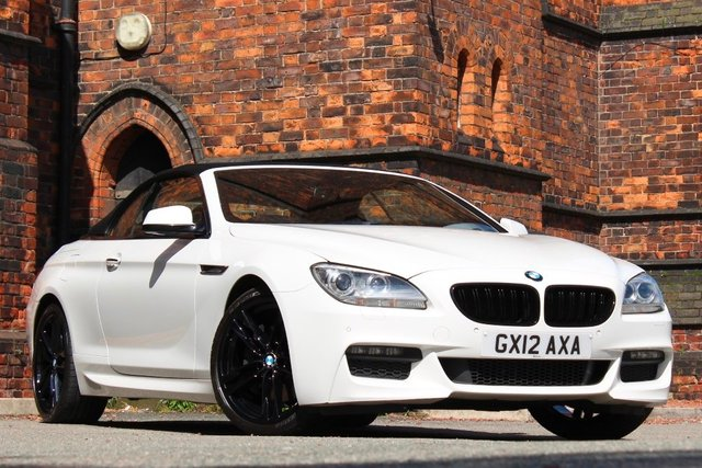 2012 12 BMW 6 SERIES 3.0 640d M Sport 2dr