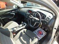 USED 2012 12 VAUXHALL INSIGNIA 2.0 SRI CDTI 5d 157 BHP