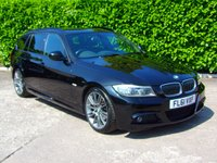 2011 BMW 3 SERIES 2.0 320I SPORT PLUS EDITION TOURING 5d AUTO 168 BHP £7975.00