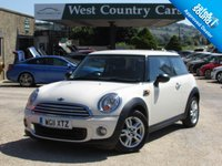 USED 2011 11 MINI HATCH ONE 1.6 ONE 3d 98 BHP Low Insurance And Running Costs