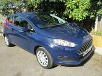 2014 FORD FIESTA 1.2 STYLE 3d 59 BHP £5495.00