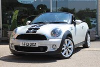 USED 2013 MINI ROADSTER 1.6 COOPER S 2d 181 BHP