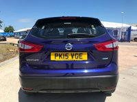 USED 2015 15 NISSAN QASHQAI 1.5 DCI ACENTA SMART VISION 5d 108 BHP