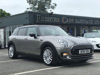 USED 2016 16 MINI CLUBMAN 1.5 COOPER 5d 134 BHP