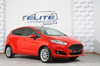 USED 2013 63 FORD FIESTA 1.6 TITANIUM X TDCI 5d 94 BHP MASSIVE SPEC / REAR CAMERA WITH FRONT AND REAR PARK ASSIST / FULL SERVICE HISTORY / FREE ROAD TAX / 60+MPG