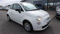 2012 FIAT 500 1.2 POP 3d 69 BHP £4595.00