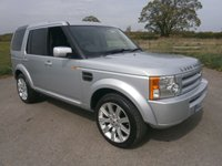 2007 LAND ROVER DISCOVERY 2.7 3 TDV6 5d AUTO 188 BHP £6995.00