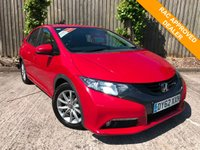USED 2012 62 HONDA CIVIC 1.3 I-VTEC SE 5d 98 BHP