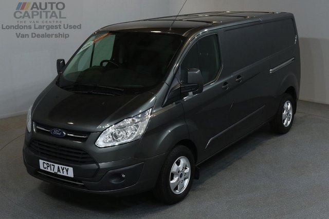 2017 17 FORD TRANSIT CUSTOM 2.0 290 LIMITED 129 BHP L2 H1 LWB LOW ROOF A/C E6 ONE OWNER FROM NEW, MANUFACTURE WARRANTY UNTIL 6/06/2020